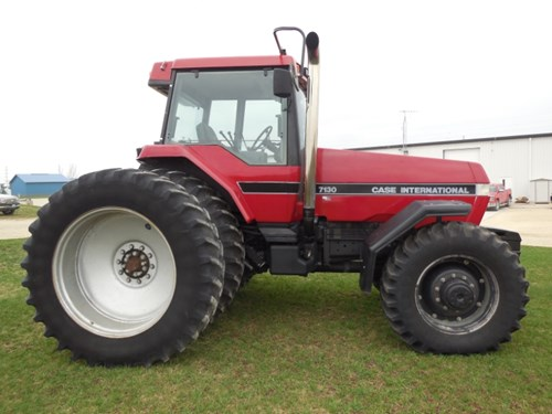 Tractor For Sale:  1991 Case IH 7130 , 188 HP