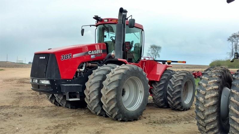 2008 Case IH STEIGER 385 Tractor For Sale