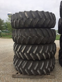 Wheels and Tires For Sale 2008 Firestone 520/85R38