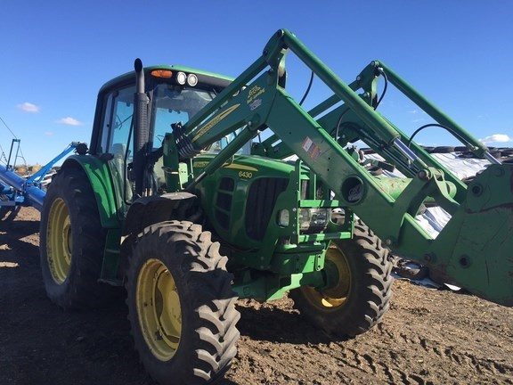 2010 John Deere 6430 Tractor For Sale