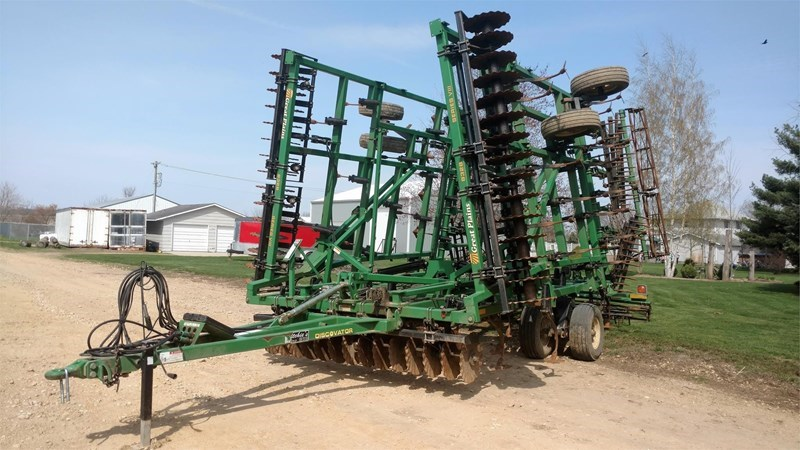Great Plains 8328DV Field Cultivator For Sale