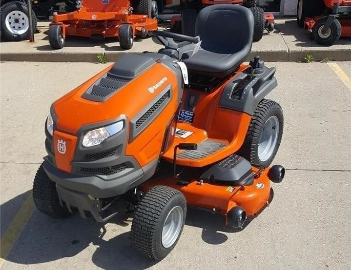 2017 Husqvarna LGT2654 Riding Mower For Sale
