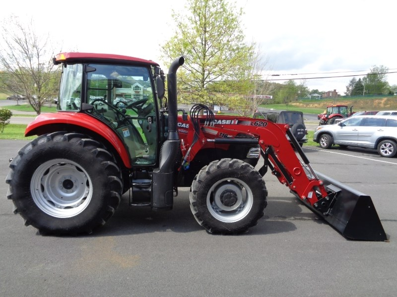 2015 Case IH Farmall 110C Tractor For Sale