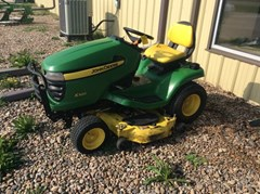 Riding Mower For Sale 2010 John Deere X320 , 22 HP