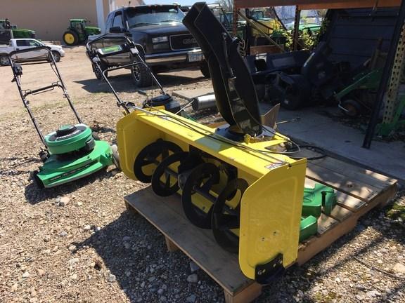 2013 John Deere 44 Snow Blower For Sale