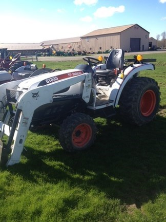 2012 Bobcat ct335 Tractor For Sale
