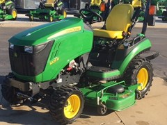 Tractor - Compact For Sale 2016 John Deere 1025R , 25 HP