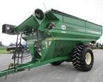 Grain Cart For Sale: 2013 J & M 1051