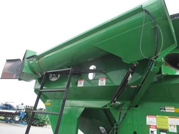 2013 J & M 1051-22 Grain Cart For Sale