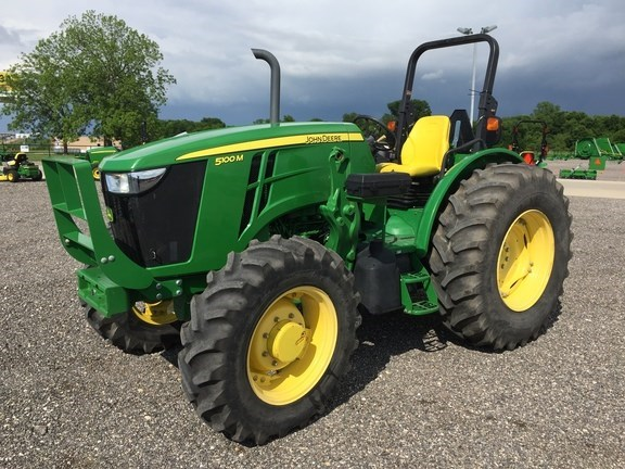 2012 John Deere 5100M Tractor For Sale