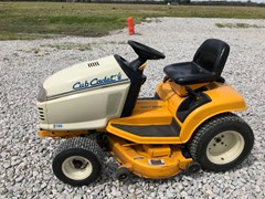 Riding Mower For Sale 2001 Cub Cadet 2186 , 18 HP