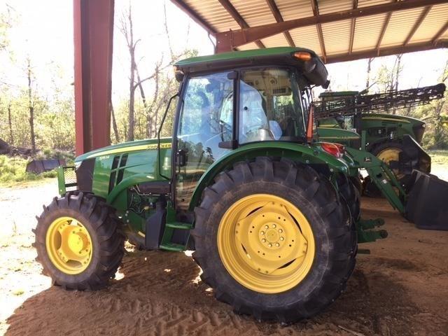 2013 John Deere 5115M Tractor For Sale