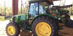 Tractor For Sale: 2013 John Deere 5115M, 115 HP