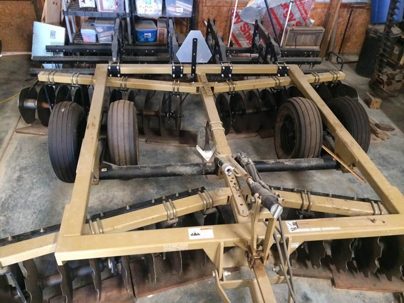 2012 Land Pride DH3512 Disk Harrow For Sale