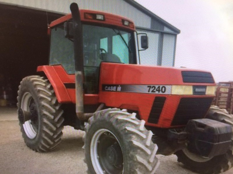 1995 Case IH 7240 Tractor For Sale