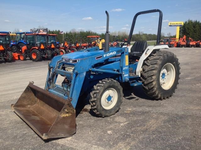 1990 Ford 1920 Tractor For Sale