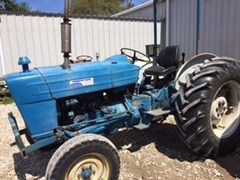 Tractor For Sale Ford 4100