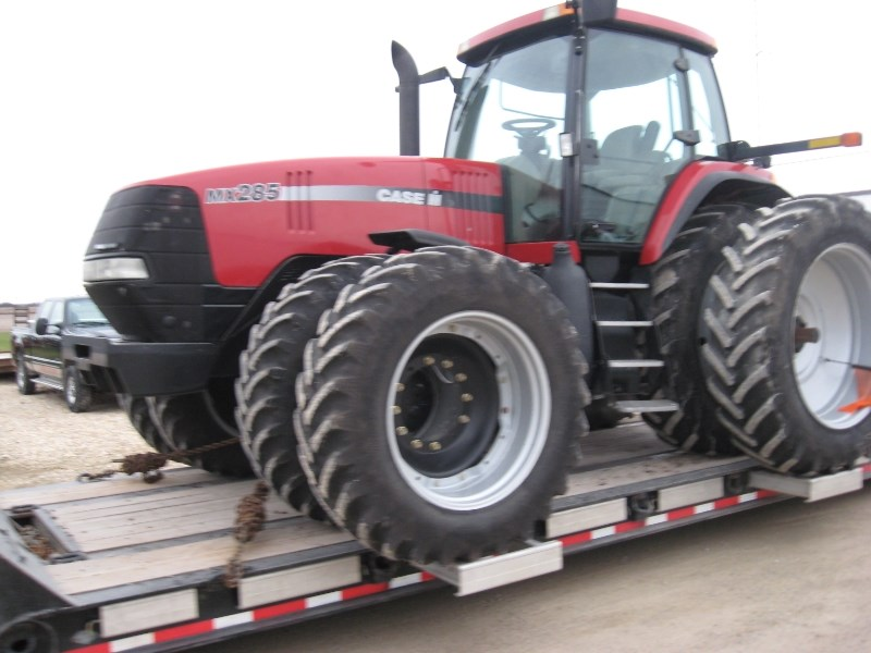 2005 Case IH MX 285 Tractor For Sale