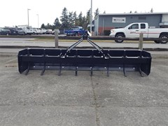 Blade Rear-3 Point Hitch For Sale 2016 Braber BBH8G