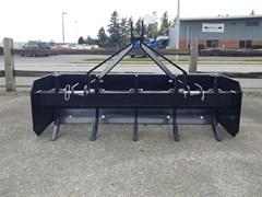 Blade Rear-3 Point Hitch For Sale 2017 Braber BBR5G
