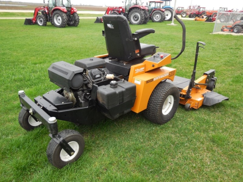 2000 Woods 6200 Riding Mower For Sale