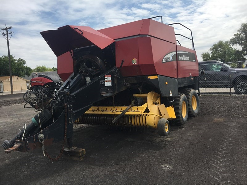 New Holland BB960AR Baler-Square For Sale