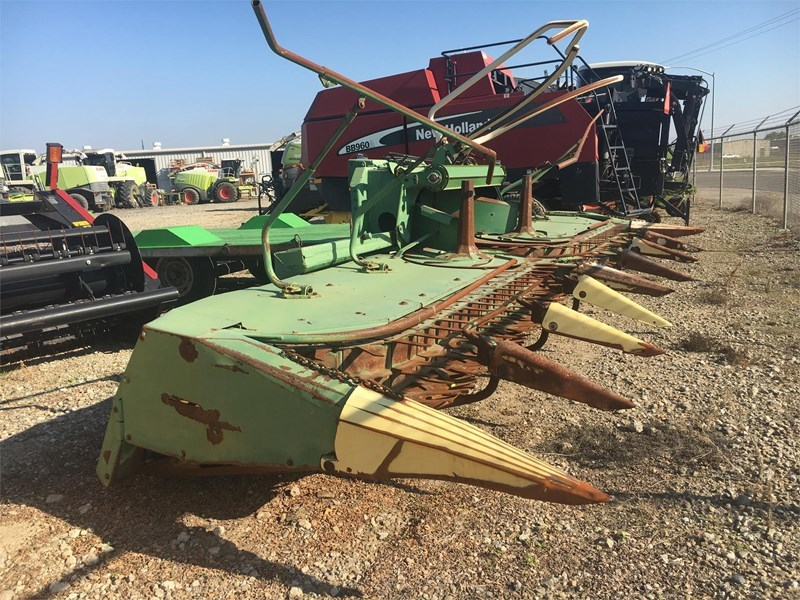 Krone EASY COLLECT 6000F Forage Head-Row Crop For Sale
