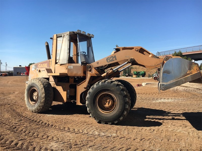 Case 621 Wheel Loader For Sale