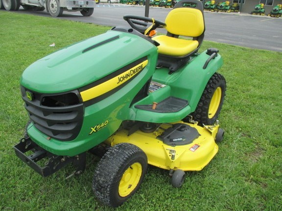 2007 John Deere X540 Riding Mower For Sale