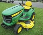 Riding Mower For Sale: 2007 John Deere X540, 26 HP