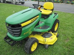 Riding Mower For Sale:  2007 John Deere X540 , 26 HP