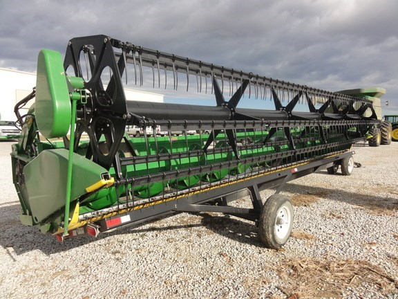 2012 John Deere 625F Header-Flex For Sale