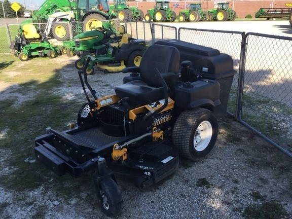 2004 Cub Cadet M48-KW Riding Mower For Sale