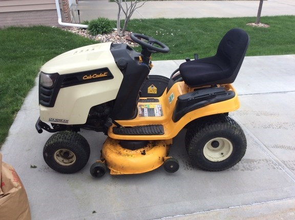 2013 Cub Cadet LTX1042 Riding Mower For Sale