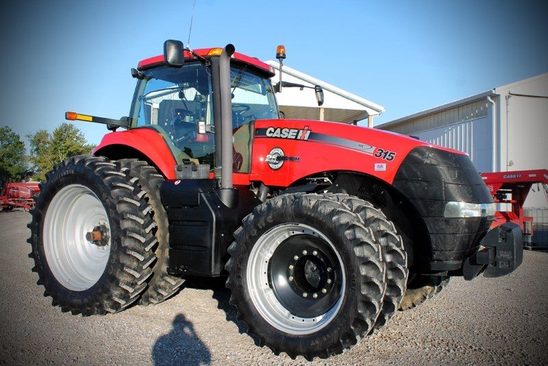2013 Case IH Magnum 315 Tractor For Sale