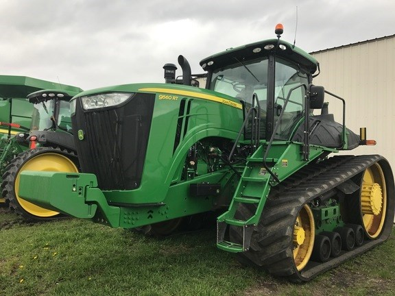 2013 John Deere 9560RT Tractor For Sale