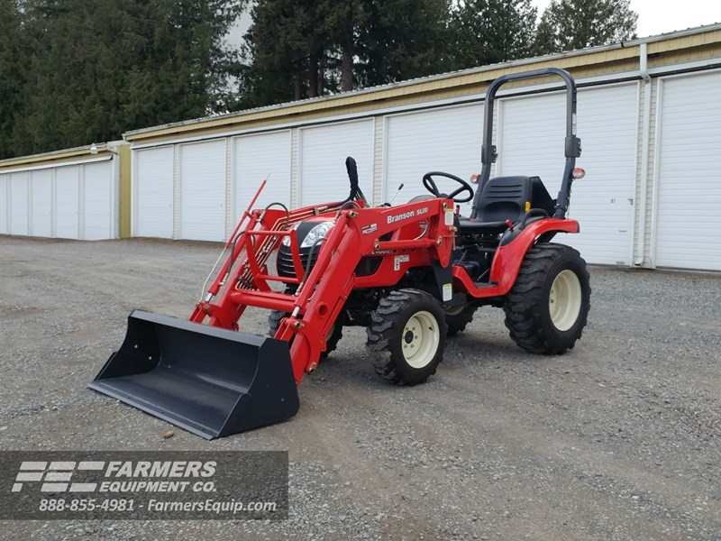 2016 Branson 2400H Tractor For Sale » Windridge Implements LLC