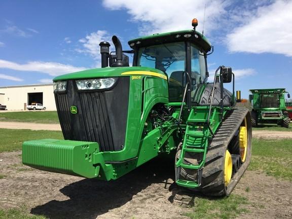 2013 John Deere 9560RT Tractor For Sale