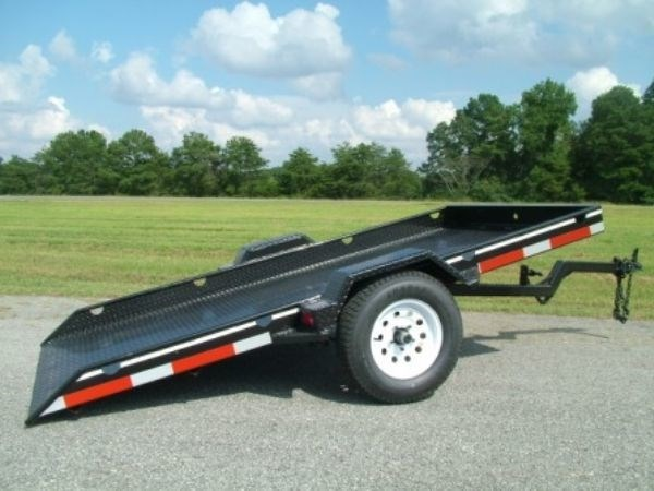 Econoline LB0112TI Utility Trailer For Sale