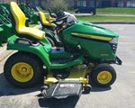 Riding Mower For Sale: 2016 John Deere X590, 25 HP