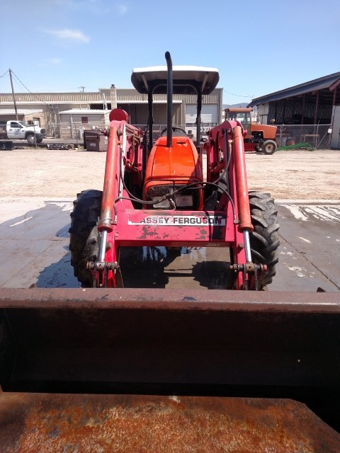 2000 Massey Ferguson 4225 Tractor For Sale