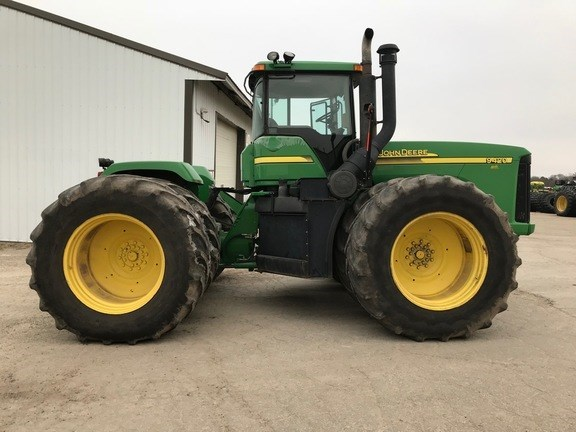2004 John Deere 9420 Tractor For Sale