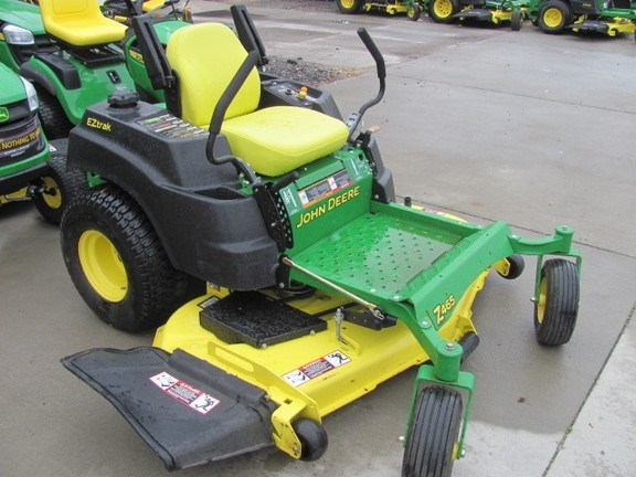 2012 John Deere Z465 Riding Mower For Sale
