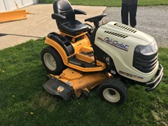 Riding Mower For Sale 2007 Cub Cadet GT2550 , 22 HP