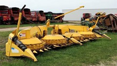 Forage Head-Rotary For Sale New Holland 450FI