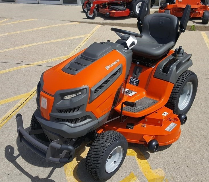 2017 Husqvarna GT52XLSI Riding Mower For Sale