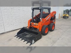Skid Steer  2017 Kubota SSV65 , 65 HP