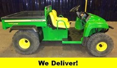 Utility Vehicle For Sale 2016 John Deere TS