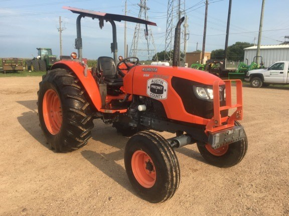 2009 Kubota M8540 Tractor For Sale