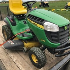 Riding Mower For Sale:  2011 John Deere D130 , 22 HP